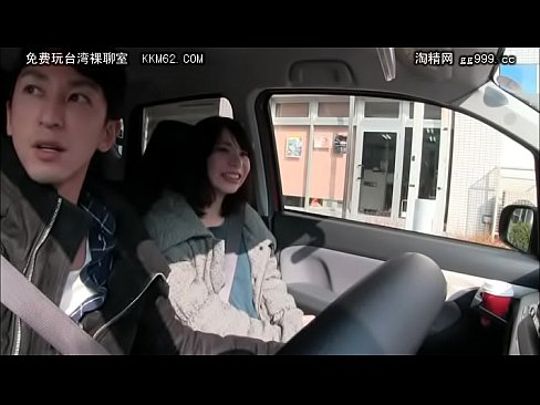 素人妻と車デートしてハメ撮り