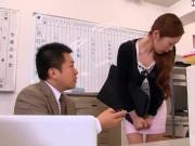 美人女教師が生徒を助けるために…首輪をつけられてガチ調教される