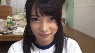 「舐めていいの?w」欲しがりJKにイラマ→口内射精!