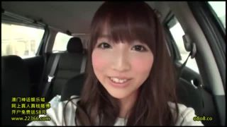 三上悠亜ちゃんとドライブ感デート→最後はホテルでもちろんエロ撮り