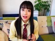 韓国系ハーフの激カワ激カワジェイケーと円光SEX