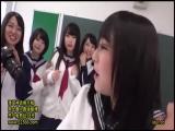 放課後、クラスメートの痴女JK達に囲まれて私が私がと中出しをせがんでくるハーレム乱交!