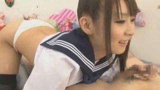 「早く挿れてよぉ」女子校生コスのデカパイソープお嬢ちゃんとマットナイスプレイを堪能!