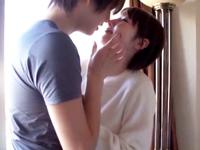 波瑠似のショトカ娘(24)とホテルでイチャハメ開始!