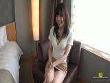 【素人エロ動画】白くて綺麗な肌した巨乳の素人美女!