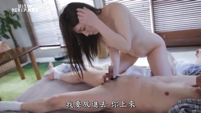 性介護まで進んで引き受ける巨乳痴女人妻・佐々木あき