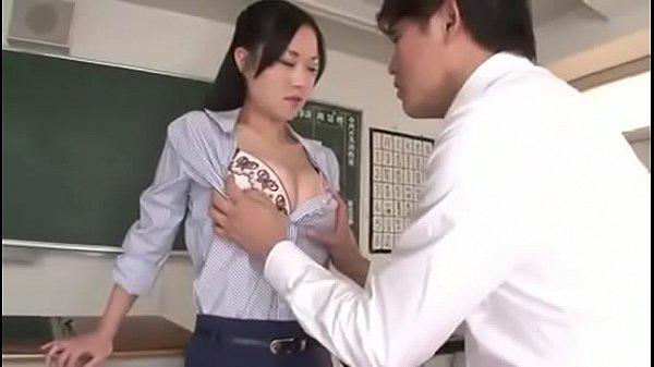 「固いおちんぽ当ってるぅ」言い訳ばっかりの生徒を性活指導