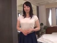 【素人エロ動画】ムッチムチの巨乳美女のご奉仕w
