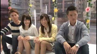 素人カップル2組ナンパ→MM号でスワッピングさせちゃった結果w