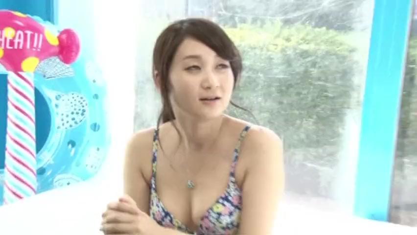 「怖い怖い!何ココ…」MM号でビキニ美女を膣内射精寝取り