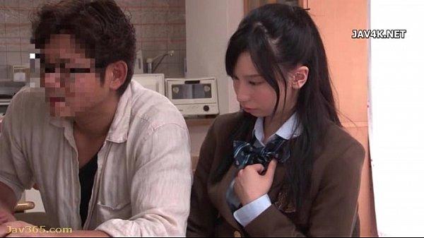 ママのハメ撮りを見ちゃって欲情したJKの娘と母娘丼3P! 吉井ありさ 篠田あゆみ