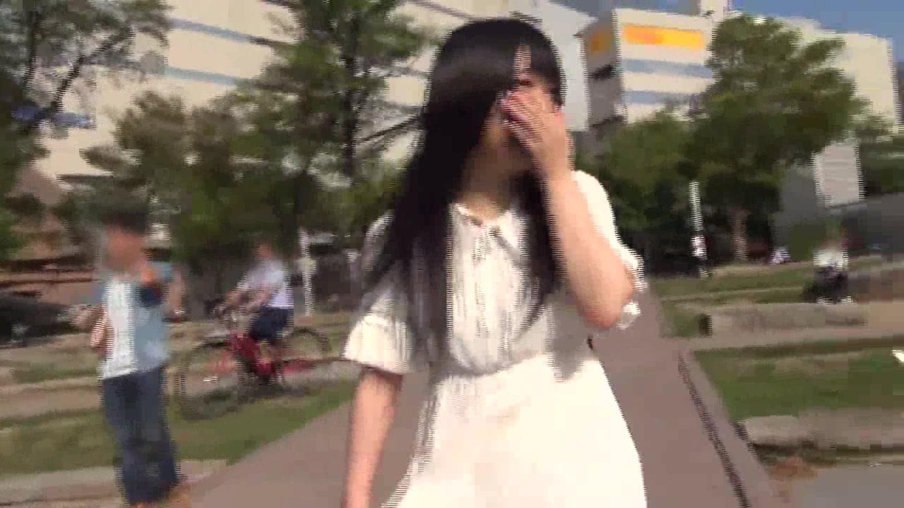 超可愛い女優が初逆ナンにチャレンジ!