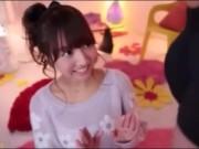 アイドルとして大成してたかも知れないのに・・・と世間を驚愕させた美少女のAVデビュー映像 三上悠亜