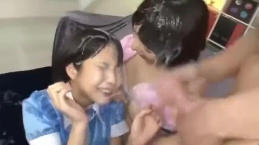 日本一のザーメン男が窒息するほど濃厚精子をぶっかけ