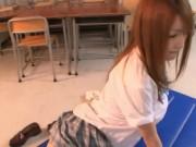 教室に体育マットひいてラブホ代わりに使うイマドキ女子高生