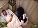 みんなが寝静まった病室で患者とのセックスに明け暮れる痴女ナース