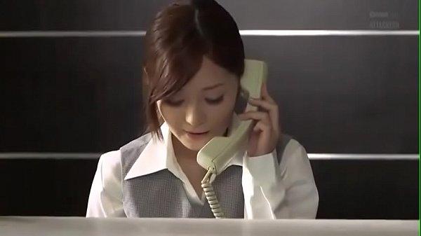 【人妻】新婚の受付嬢に目をつけてレイプする会社に出入りしていた作業員