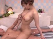 胸と尻のボリュームが凄い美女が一生懸命なソーププレイでザーメン搾取