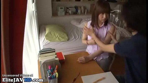 この美人家庭教師は無防備なんじゃない・・・痴女なんだ!男子生徒は形無しさ!