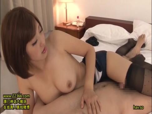<フェチ動画>水野朝陽