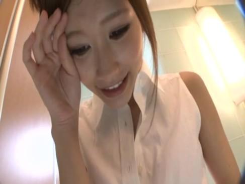 清楚系な美人お姉さんとのイチャデート→最後はホテル直行してガチパコ