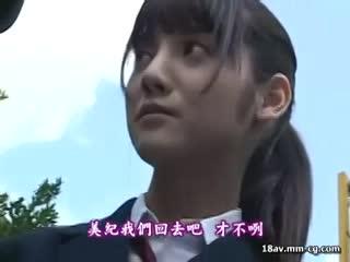睡眠中の美少女がM字開脚でハゲ教師のクンニに喘ぐの美少女動画