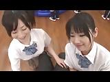 お風呂の校生が短小チンポ男二人組にディルドと交互の生ハメ調教の美少女動画