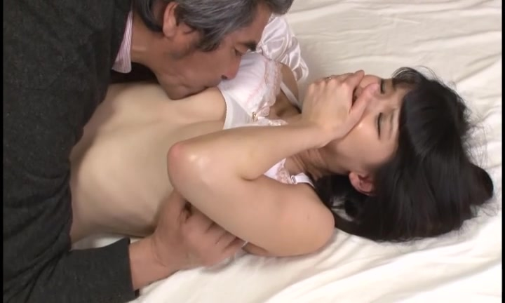 Japanese orgy with busty