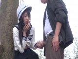 修学旅行の女子中学生が狭い膣を乱暴に犯されて泣き顔で喘ぎ声が止まらなの校生系動画