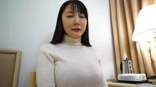黒髪の素人妻との不倫セックス