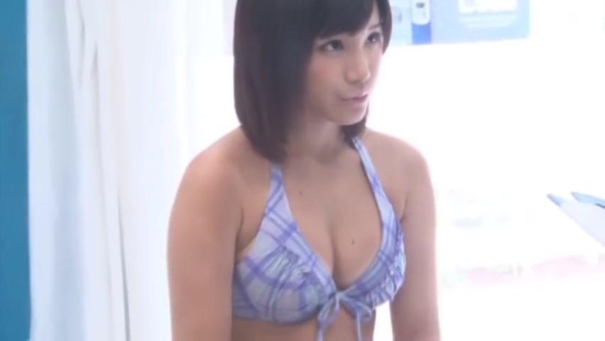 「ちょ…何で中に…?」ビーチでナンパされたボイン娘が無許可膣内射精に呆然…