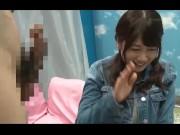 JC体系の美少女が小さなお口にデカチンをねじ込まれて大量ごっくんの美少女動画