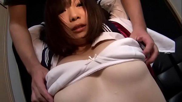 セーラー服着たかわいいの巨乳女子校生 54 min