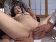 身売りされたお嬢様JKが催眠術で操られ緊縛調教レイプで狂うほど連続大絶頂!