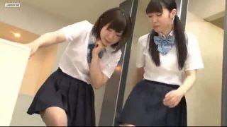 制服着たままのJKが上京したばかりの子をナンパ、ハメ撮り!!純粋だかの学生系動画