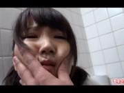 [ロリ ガチ トイレ レイプ]「え!?ぁ…!?」あまりの恐怖に声さえ出ない!ロリJ○がトイレで脅迫されてガチレイプ