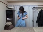 媚薬オイルマッサージでマンコが疼いた美少女が犯される一部始終