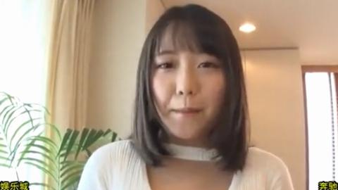 【素人】22歳カフェ店員→ゆるふわ美人お姉さんにデカチン挿入で愛のぶっかけ