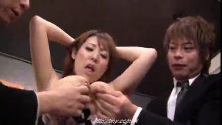 【桜木美央】心こもったフェラとイヤラシイ腰使い!淫乱メスま●こにたっぷりと打ち下ろしのハードピストンをぶちかます!