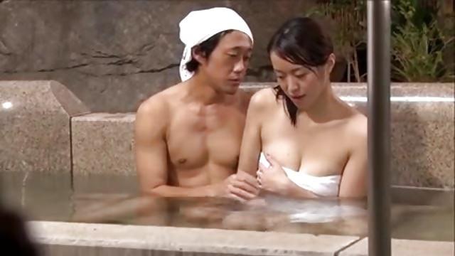 Japanese Hot Spring Porn