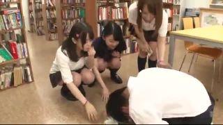 体操着娘女子校生が中だしセックスの美少女動画