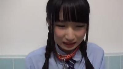 S級美少女の女子高校生の穴の援交円光