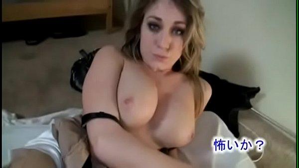 【外人エロ動画】巨乳の外人美女拉致って脅してレイプw