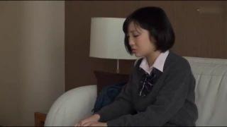【広瀬うみ】ロリ系で巨乳!!パイパン女子校生と円光中出しズンズンセックスする