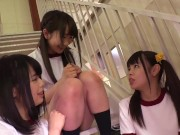 洗う女子中学生が馴れないSEXが初々しいのロリ系動画