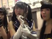 ハロウィンナンパ!渋谷で浮かれたミリオタ少女が連続潮吹き